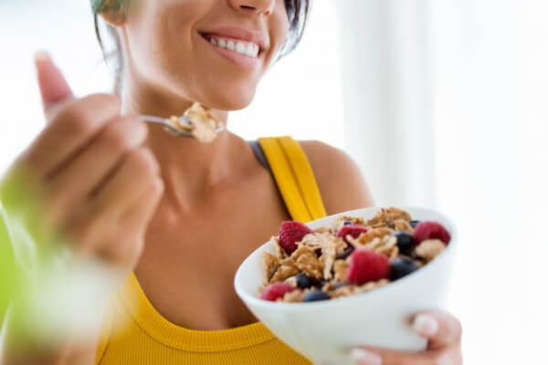 What to have for breakfast away from home in order not to gain weight