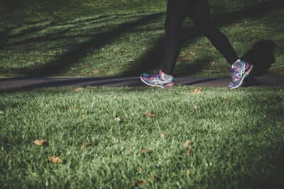 walk if you want to lose body fat