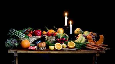 fruits and vegetables to reduce body fat