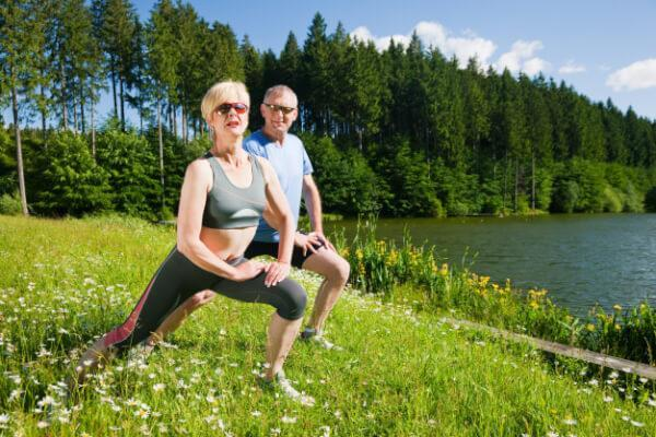 Exercise to slow down aging