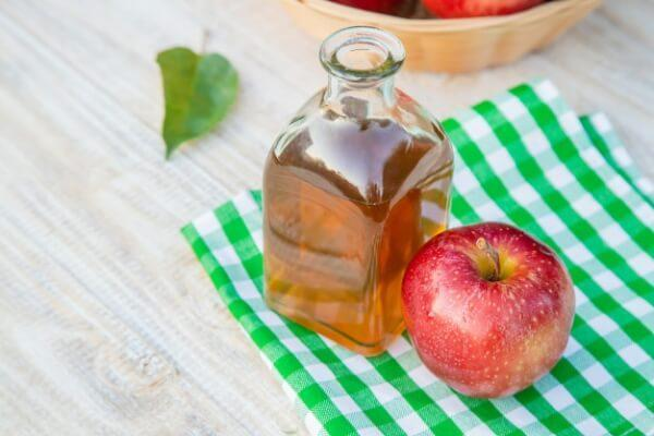 apple cider vinegar for reducing wrinkles