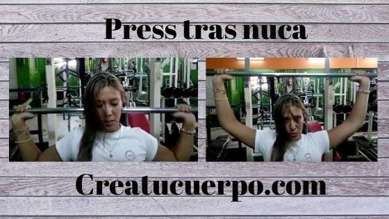 Press tras nuca
